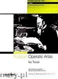 Okładka: Różni, Russian Operatic Arias for Tenor 19th and 20th Century Repertoire
