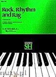 Okładka: Stecher Melvin, Horowitz Norman, Gordon Claire, Rock, Rhythm And Rag for Piano, Book 4
