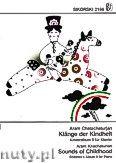 Okładka: Chaczaturian Aram, Sounds of Childhood. Children's Album for Piano, Book 2