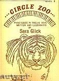 Okładka: Glick Sara, Circle Zoo for Piano, Level 1