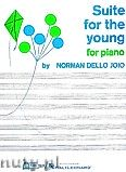 Okładka: Joio Norman Dello, Suite For The Young