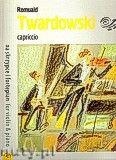 Okładka: Twardowski Romuald, Capriccio na skrzypce i fortepian