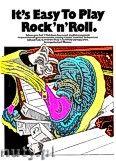 Okładka: , It's Easy To Play Rock 'n' Roll