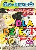 Okładka: , Zuzia - lalka nieduża i inne niezapomniane przeboje dla dzieci, z. 1