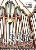 Okładka: Piech Jacek, Muzyka w Liturgii. Pomoce dla organistów i muzyków kościelnych zeszyt 37