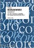 Okładka: Koszewski Andrzej, Magnificat na chór mieszany a cappella