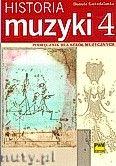 Okładka: Gwizdalanka Danuta, Historia muzyki część 4