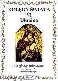 Okładka: Sołtysik Włodzimierz, Kolędy świata IV (Ukraina)