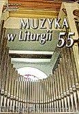 Okładka: , Muzyka w Liturgii nr 55