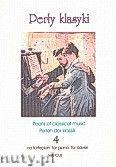 Okładka: , Perły klasyki  na fortepian z. 4