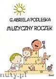 Okładka: Podleska Gabriela, Muzyczny roczek