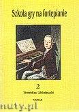 Okładka: Wiśniewski Stanisław, Szkoła gry na fortepianie 2