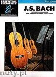 Okładka: Bach Johann Sebastian, J.S. Bach - 15 Pieces Arranged For Three Or More Guitarists