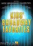 Okładka: , Kids' Broadway Favorites