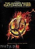 Okładka: , The Hunger Games: Catching Fire