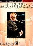 Okładka: , Elton John For Classical Piano