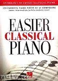 Okładka: , Anthology Of Easier Classical Piano