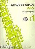 Okładka: , Grade By Grade - Oboe (Grade 1)