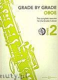 Okładka: , Grade By Grade - Oboe (Grade 2)