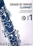 Okładka: Way Janet, Grade By Grade - Clarinet (Grade 1)