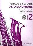 Okładka: , Grade By Grade - Alto Saxophone (Grade 2)