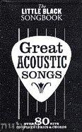 Okładka: , The Little Black Songbook: Great Acoustic Songs