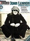 Okładka: Lennon John, Jazz Play-Along Volume 189: John Lennon (Book/CD)