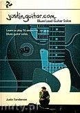 Okładka: Sandercoe Justin, Justinguitar.com Blues Lead Guitar Solos