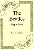 Okładka: The Beatles, Dig A Pony