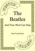 Okładka: The Beatles, And Your Bird Can Sing