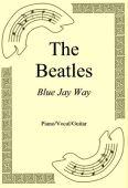Okładka: The Beatles, Blue Jay Way