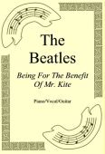 Okładka: The Beatles, Being For The Benefit Of Mr. Kite