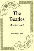 Okładka: The Beatles, Another Girl