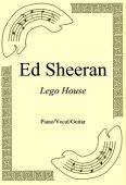 Okładka: Ed Sheeran, Lego House