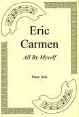 Okładka: Eric Carmen, All By Myself