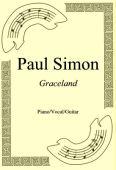 Okładka: Paul Simon, Graceland