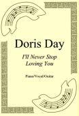 Okładka: Doris Day, I'll Never Stop Loving You