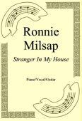 Okładka: Ronnie Milsap, Stranger In My House