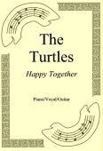 Okładka: The Turtles, Happy Together