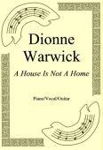 Okładka: Dionne Warwick, A House Is Not A Home