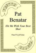 Okładka: Pat Benatar, Hit Me With Your Best Shot