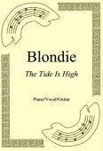 Okładka: Blondie, The Tide Is High