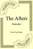 Okładka: The Afters, Someday