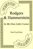 Okładka: Rodgers & Hammerstein, In My Own Little Corner