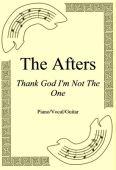 Okładka: The Afters, Thank God I'm Not The One
