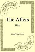 Okładka: The Afters, Wait