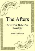 Okładka: The Afters, Love Will Make You Beautiful