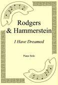 Okładka: Rodgers & Hammerstein, I Have Dreamed