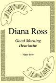 Okładka: Diana Ross, Good Morning Heartache