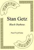 Okładka: Stan Getz, Black Orpheus